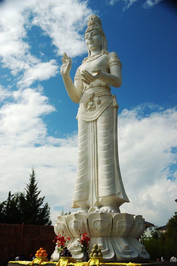 Guanyin buddha imágenes de archivo libres de regalías