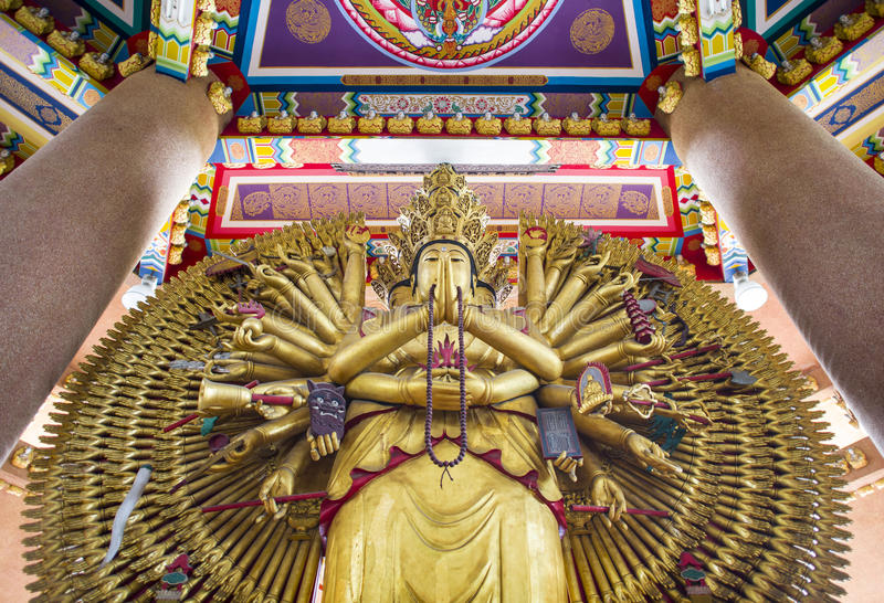 Guanyin stock photography