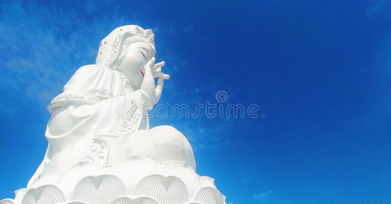 Guanyin royalty free stock photography