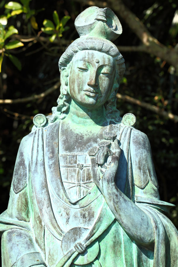 Guanyin statue stock photos