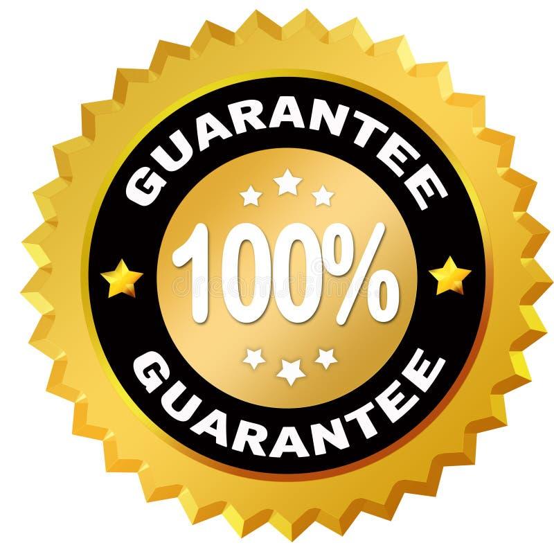 Guarantee Icon Stock Photo