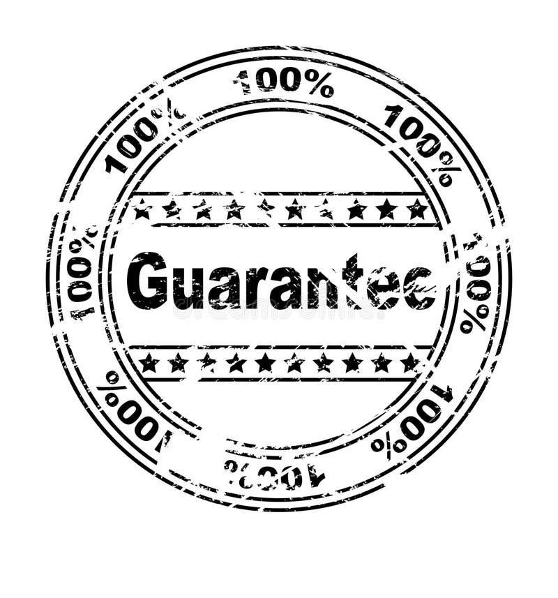 Download GUARANTEE stamp (vector) stock vector. Image of certify - 9344506