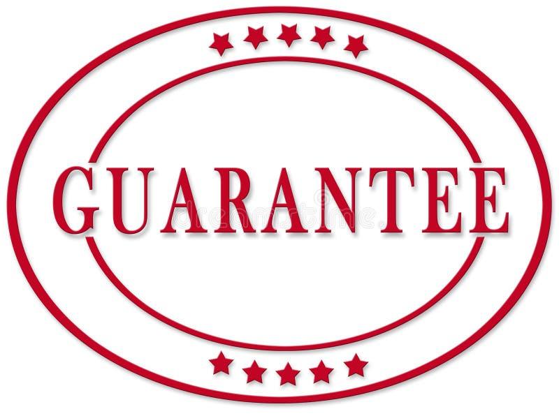 guaranteestämpel