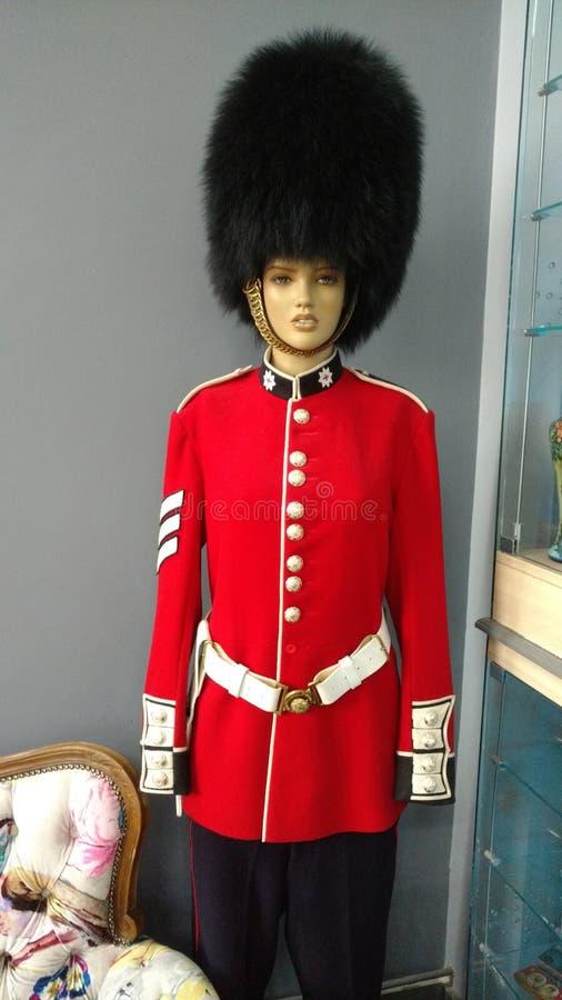 Guard stock image
