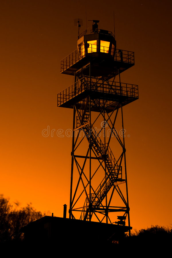 Free Guard Tower Royalty Free Stock Photography - 8230807