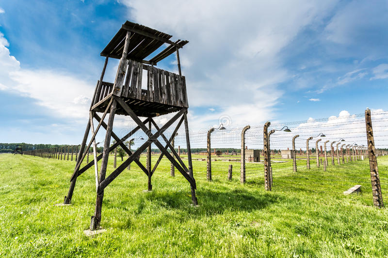 Guard Tower royalty free stock photo