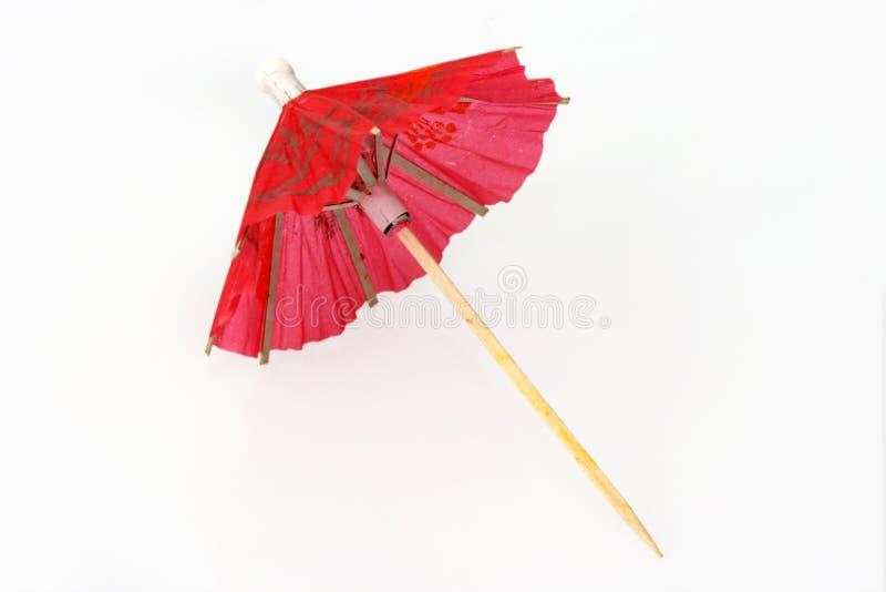 Guarda-chuva do cocktail imagens de stock royalty free