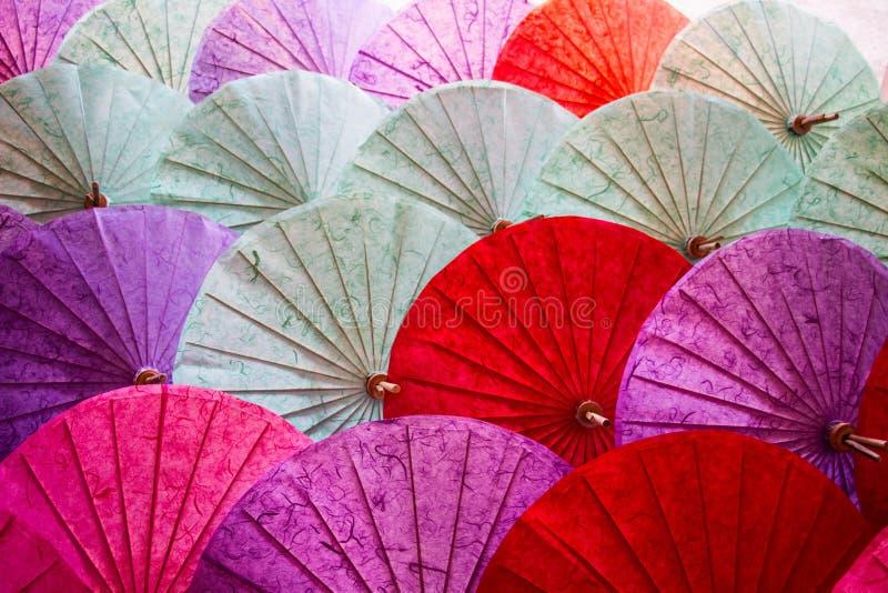Guarda-chuva Tailândia imagem de stock