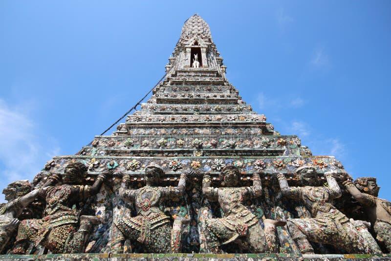 Download Guarda en pagoda imagen de archivo. Imagen de religión - 41902099