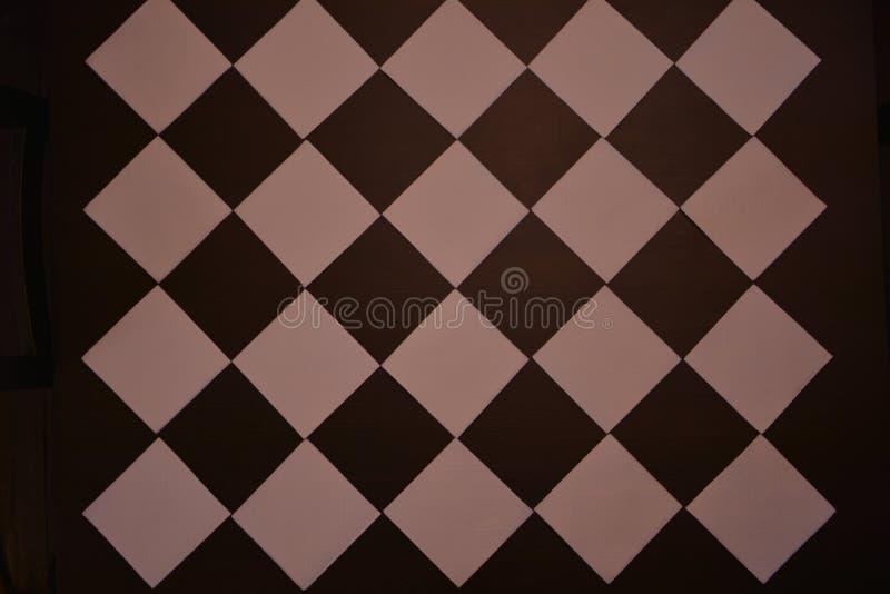 Guardanapo brancos em um fundo escuro ilustração stock