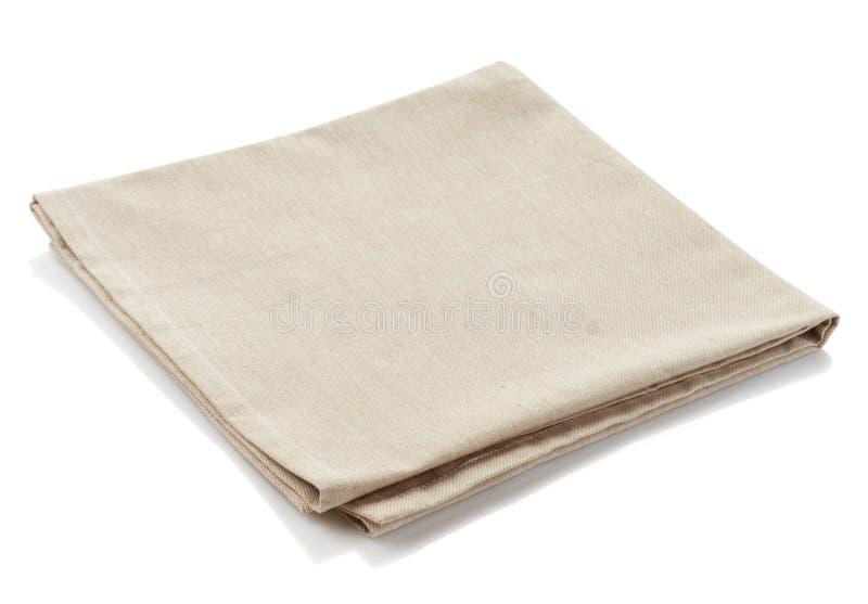 Guardanapo do algodão fotos de stock