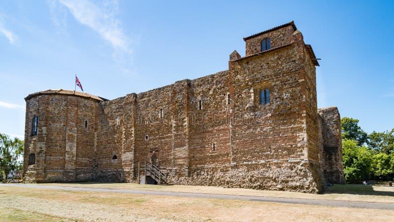 Guarde del castillo de Colchester foto de archivo libre de regalías