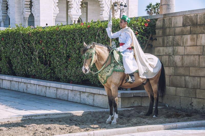 Guardiães em Rabat foto de stock royalty free