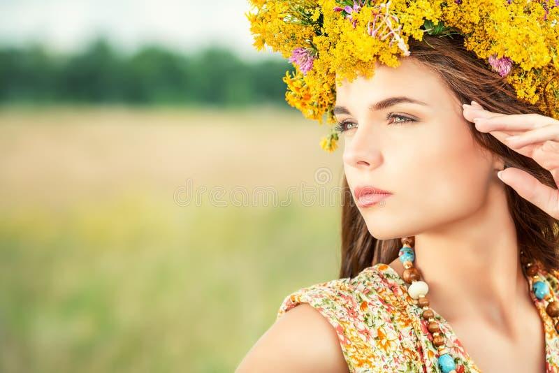 Guardi l'estate fotografia stock libera da diritti
