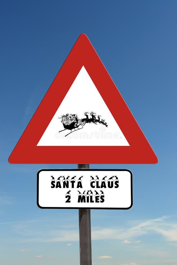 Download Guardi Per Il Segno Della Santa Fotografia Stock - Immagine di bianco, stagionale: 7312174