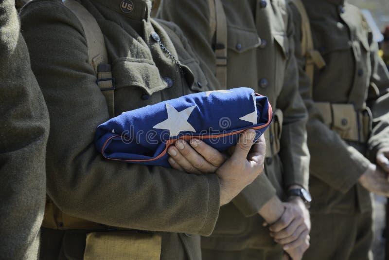 Guardia de honor imagen de archivo