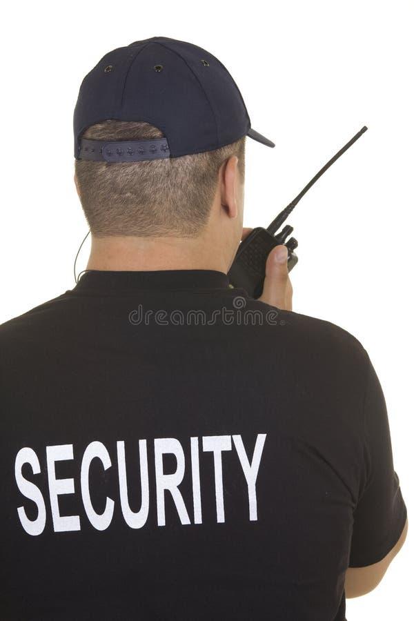 Guardia de seguridad fotos de archivo libres de regalías