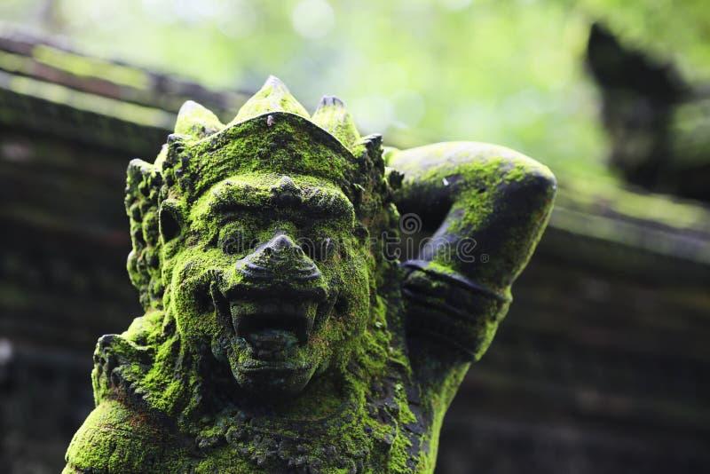Guardia di Bali immagini stock