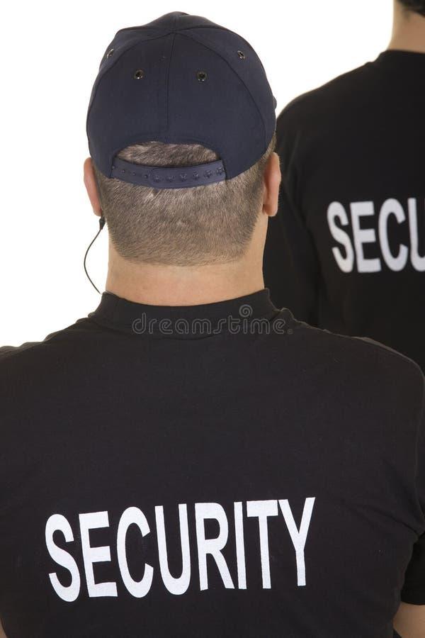 Guardia giurata fotografie stock