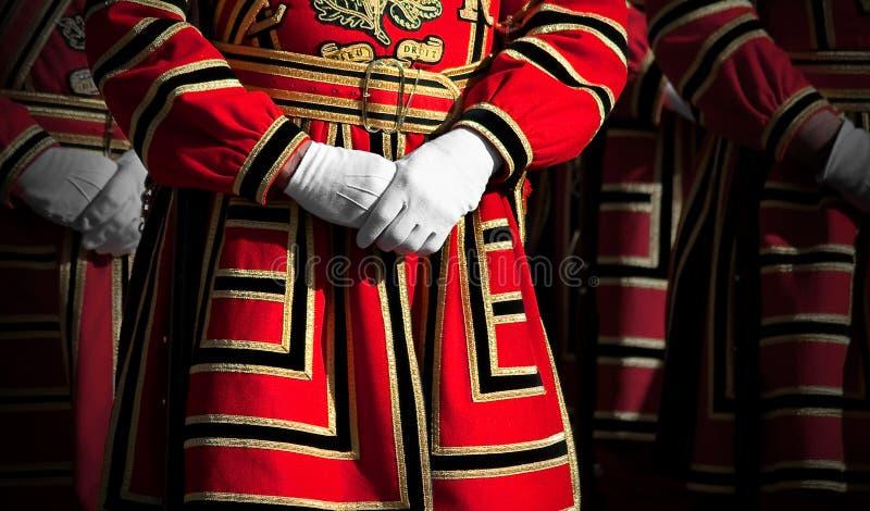 Guardia reale fotografia stock