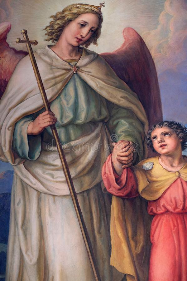 Free Guardian Angel Stock Images - 106638944
