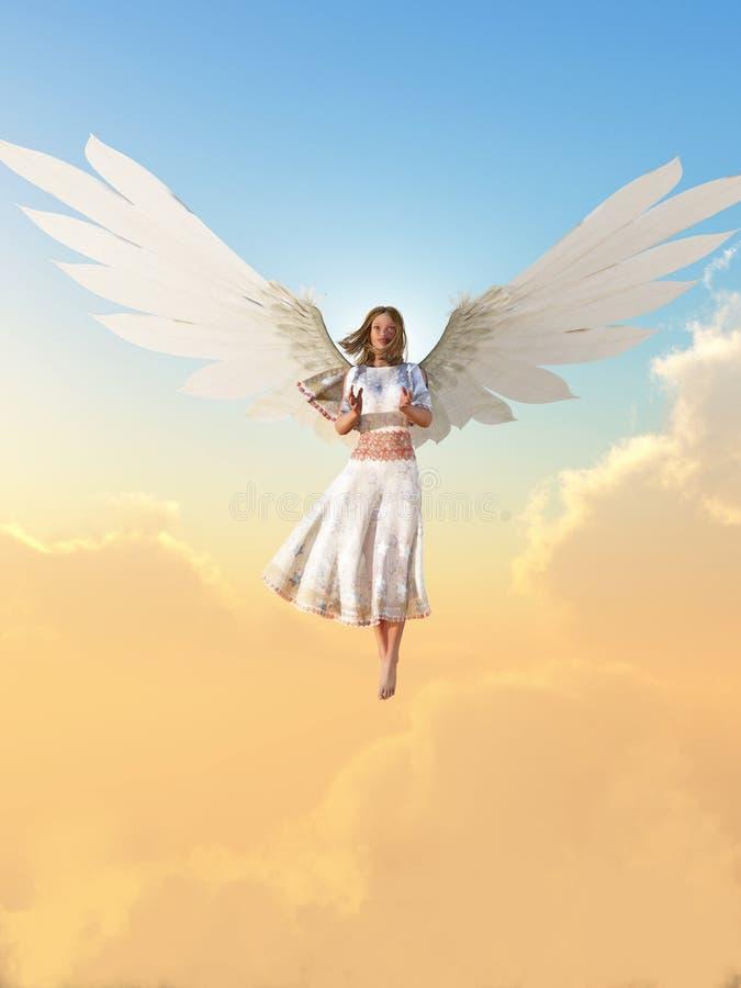 Free Guardian Angel Stock Photo - 179360220