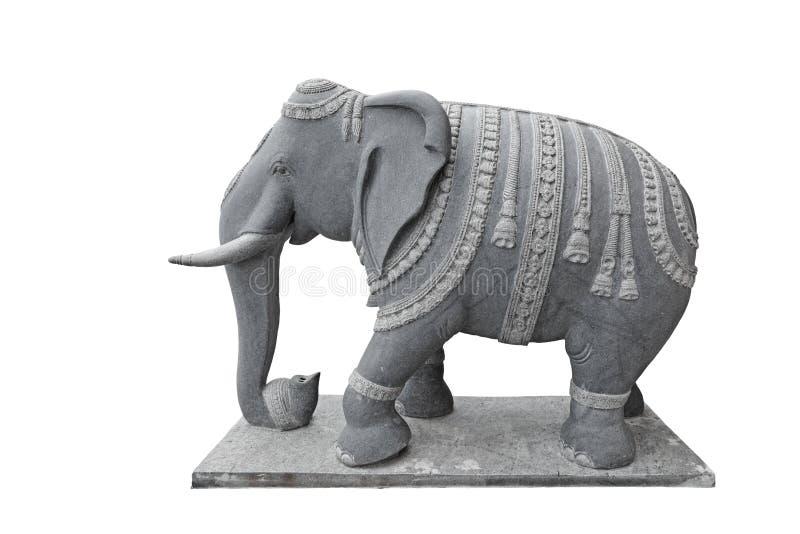 Guardian Elephant Royalty Free Stock Photography Image
