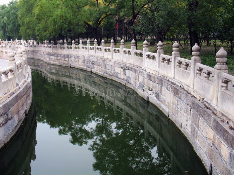 Guardrail de mármore branco foto de stock royalty free