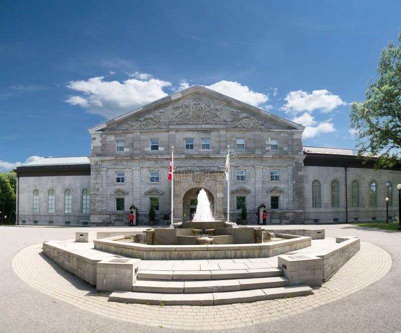 Guards på Rideau Hall arkivfoton