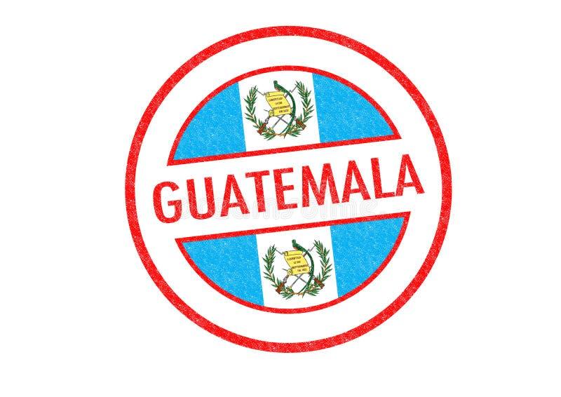 guatemala ilustración del vector