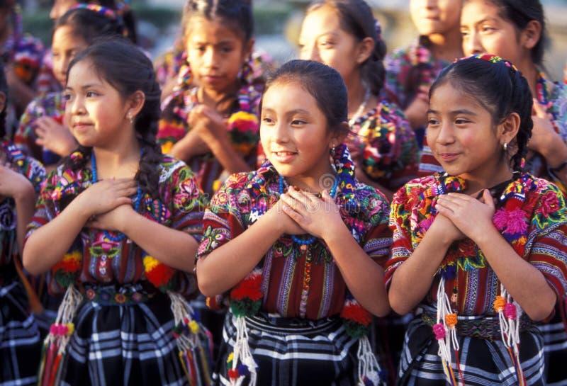 GUATEMALA ANTÍGUA DA AMÉRICA LATINA imagem de stock royalty free