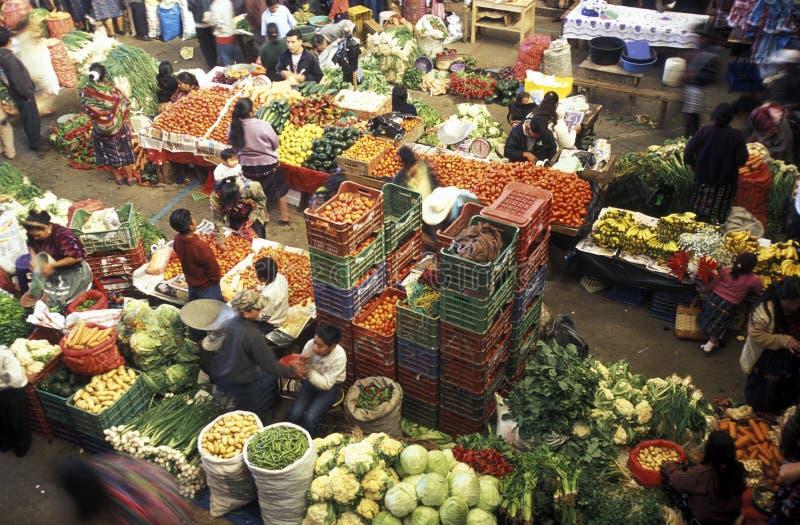 GUATEMALA DA AMÉRICA LATINA CHICHI imagem de stock