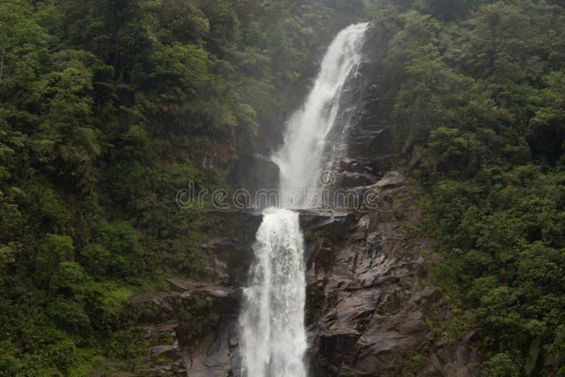 ` Guatemala di Salto de Chilasco del ` della cascata immagini stock