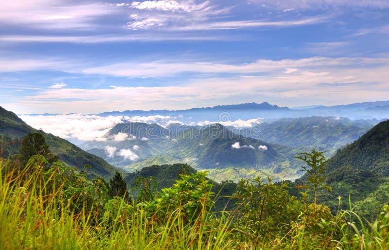Guatemala landscape royalty free stock images
