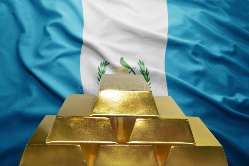 Guatemalaanse gouden bezwaren stock foto's