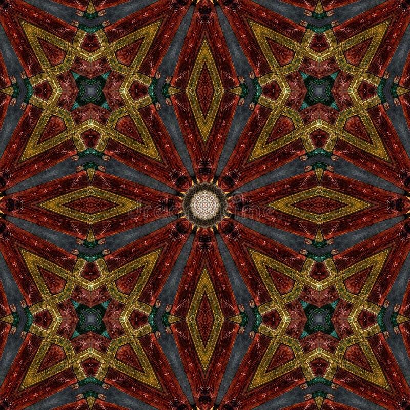 Guatemaltekisches Kaleidoskop #2 stockfotografie