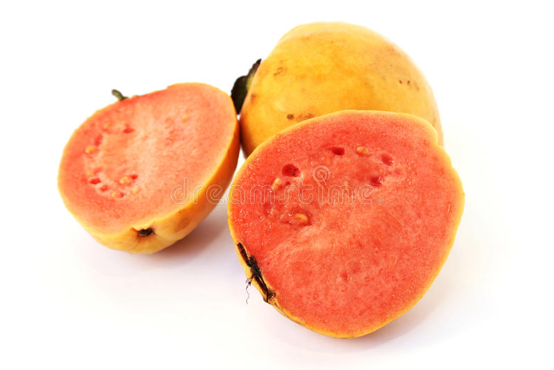 Download Guava stock image. Image of ingredient, harvest, half - 23864911
