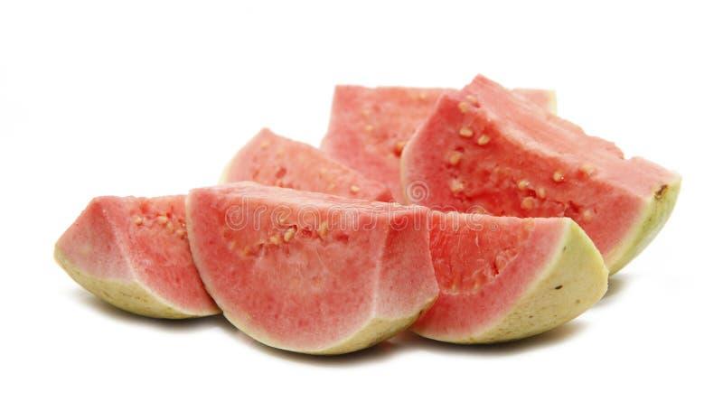 guava czerwień fotografia royalty free