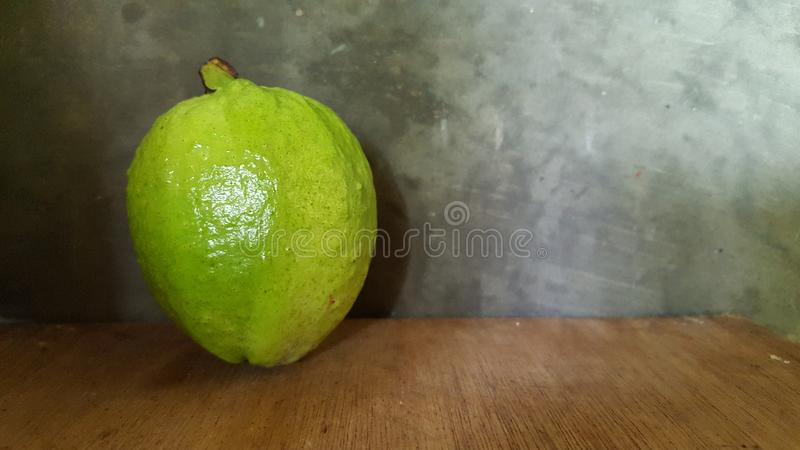Guava fruit, one of the fruit plants stock photos