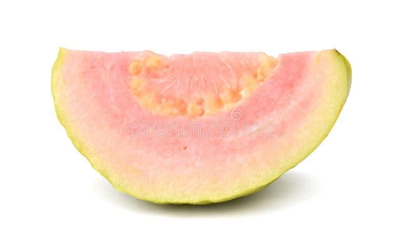 guava połówek menchie dwa fotografia royalty free