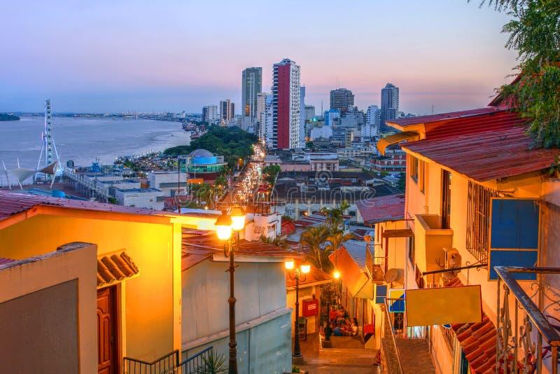 Guayaquil, Ecuador royalty free stock photo