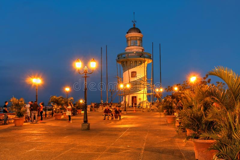 Guayaquil, Ecuador royalty free stock images