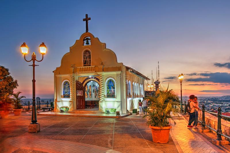 Guayaquil, Equateur photo stock