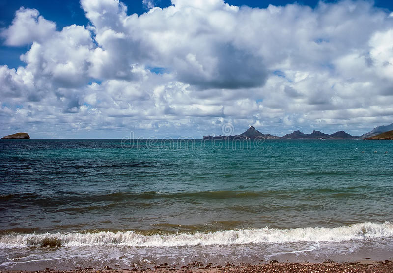 Guaymas Mexico arkivbild
