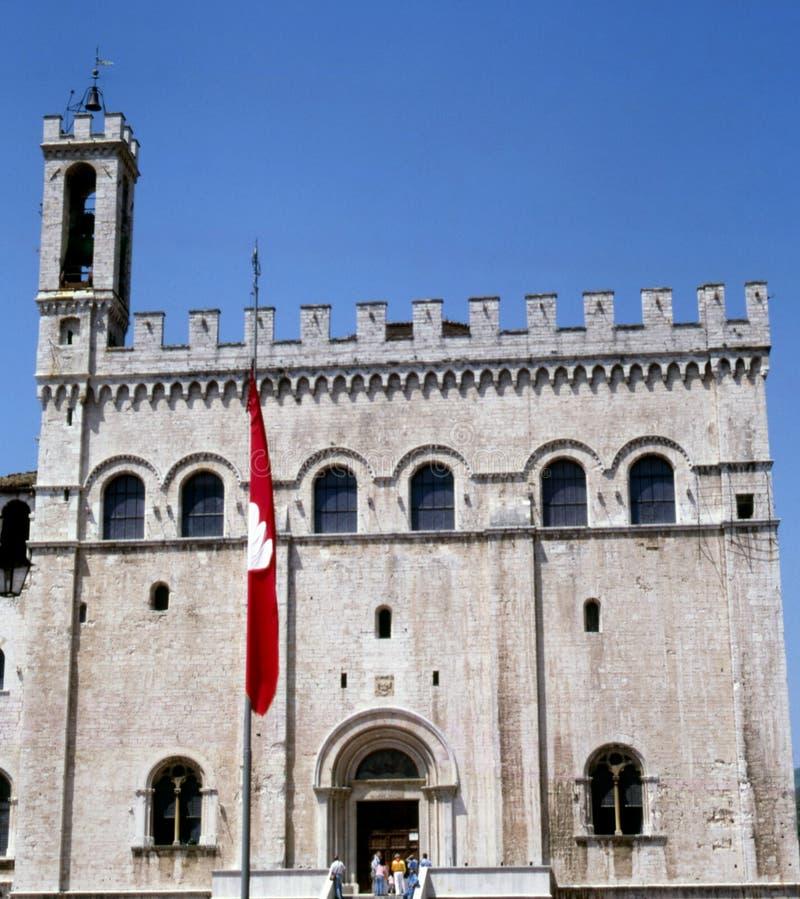Gubbio, Италия стоковые изображения