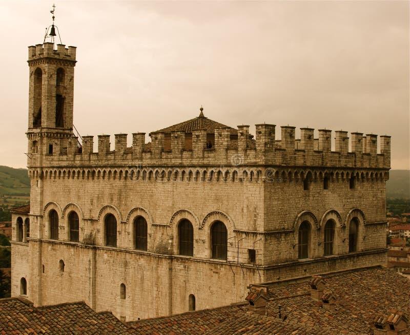 Gubbio, Umbría fotografía de archivo