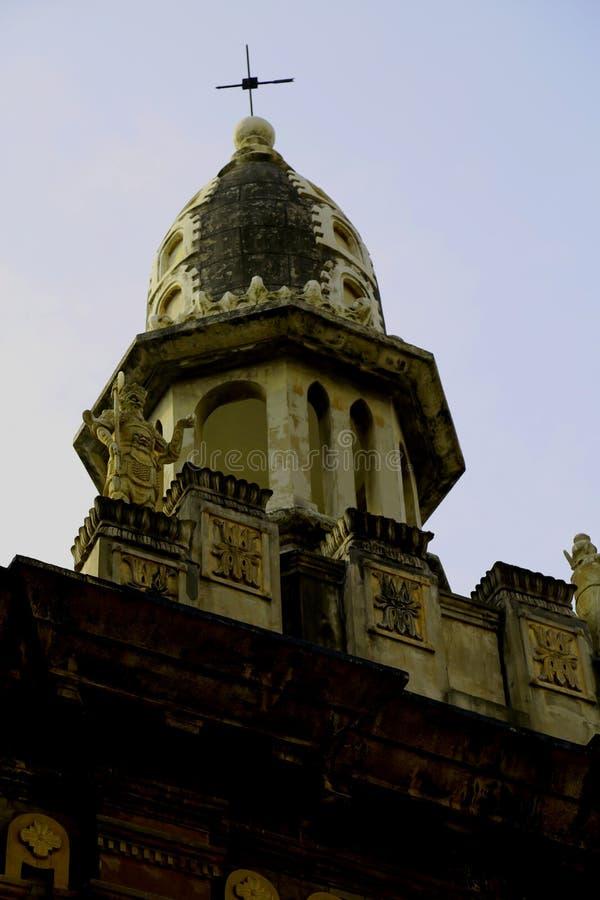 GuDe świątynia fotografia stock