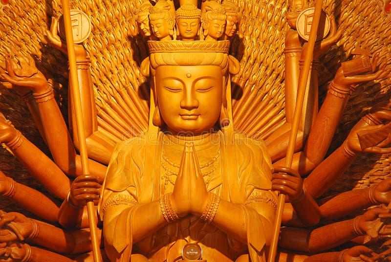 gudinnaförskoning royaltyfria foton