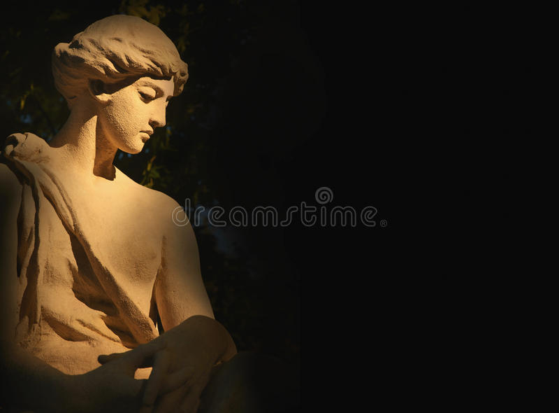 Gudinnan av förälskelseaphroditen (Venus) royaltyfria foton