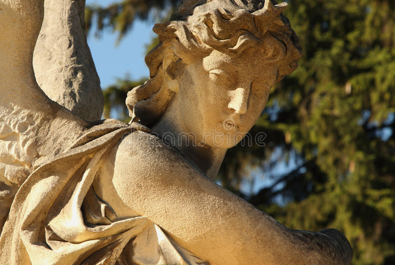 Gudinnan av förälskelseaphroditen (Venus) arkivfoto